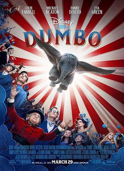 فیلم دامبو 2019
