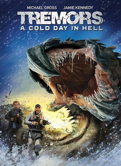 فیلم لرزش: یک روز سرد در جهنم 2018