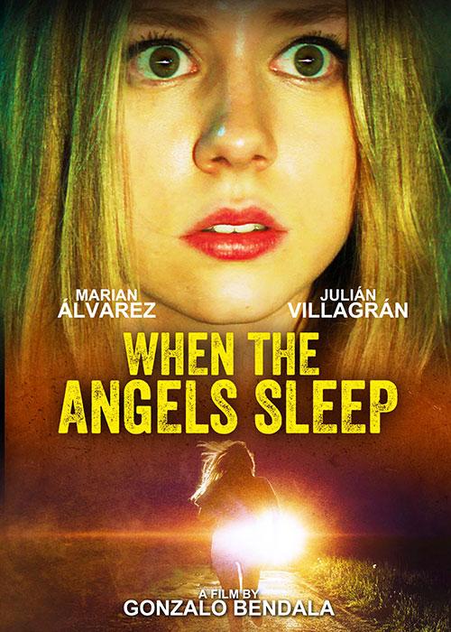 دانلود فیلم وقتی فرشتگان خوابند 2018 دوبله فارسی