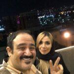 عکس-مهران-غفوریان-و-همسرش