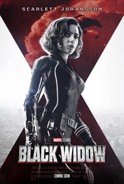 دانلود فیلم black widow 2020 دوبله فارسی