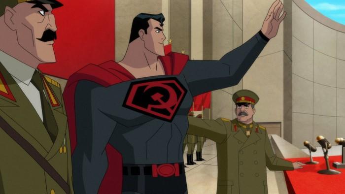 انیمیشن سوپرمن 2020