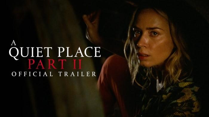 فیلم یک مکان ساکت 2