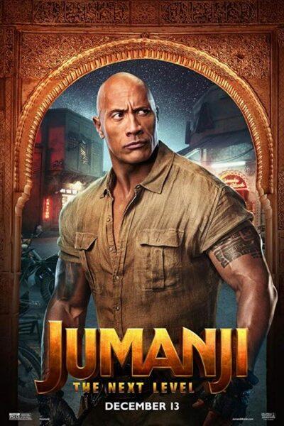 فیلم جومانجی 3 2019