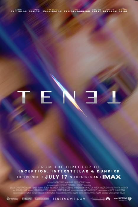 فیلم Tenet 2020