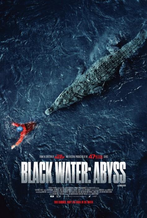 دانلود فیلم آب سیاه 2020 Black Water دوبله فارسی