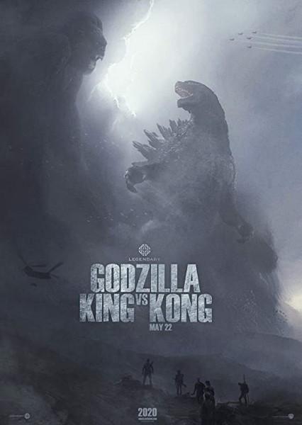 دانلود فیلم گودزیلا در برابر کونگ Godzilla vs Kong