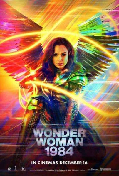 دانلود فیلم Wonder Woman 1984 زن شگفت انگیز 2020
