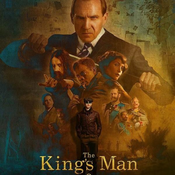فیلم The King's Man مرد پادشاه