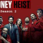 money heist s2