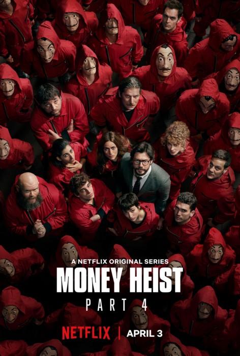 سریال مانی هیست money heist