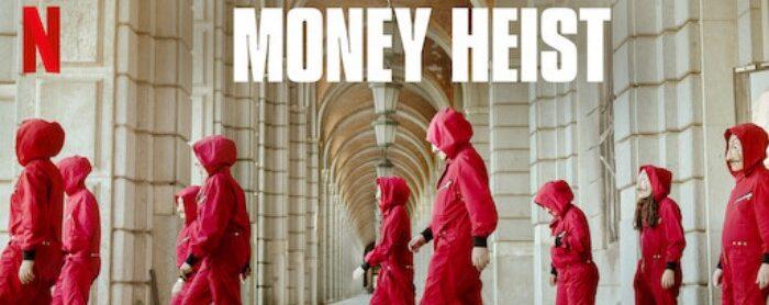 سریال money heist مانی هیست