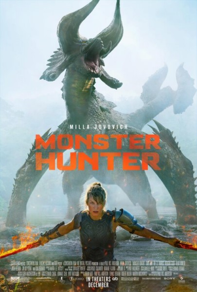 فیلم Monster hunter شکارچی هیولا
