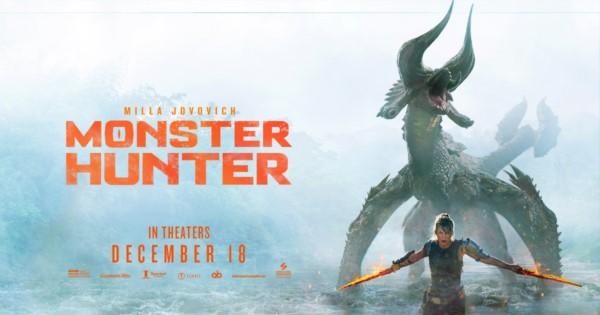 فیلم Monster hunter
