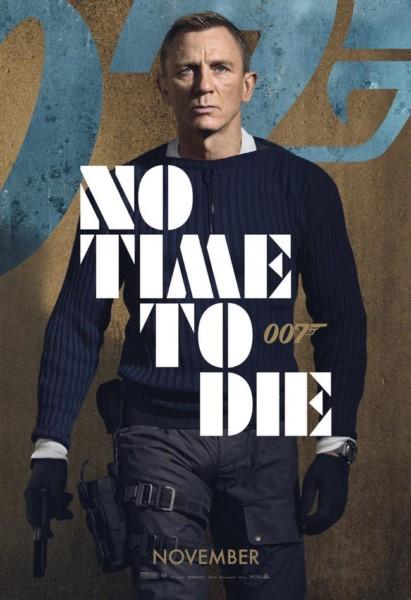 دانلود فیلم No Time To Die زمانی برای مردن نیست