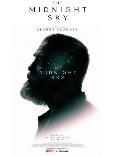 فیلم the midnight sky