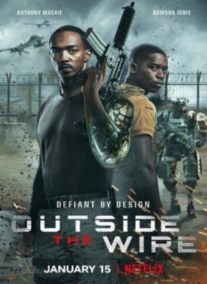 فیلم Outside the Wire خارج از سیم