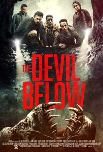فیلم The Devil Below 2021 شیطان زیر
