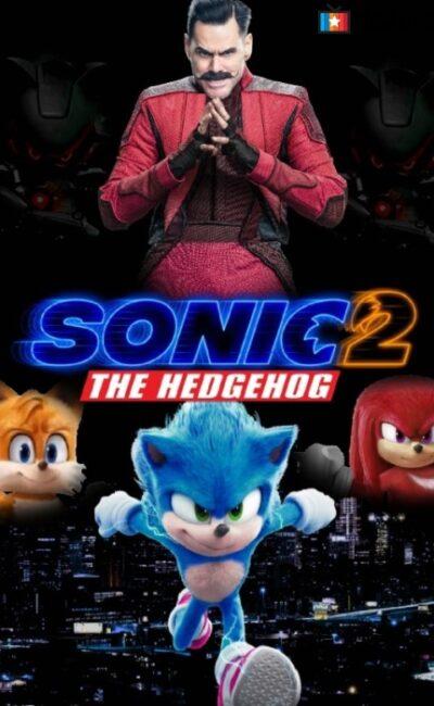 فیلم سونیک خارپشت 2 2022 Sonic the Hedgehog