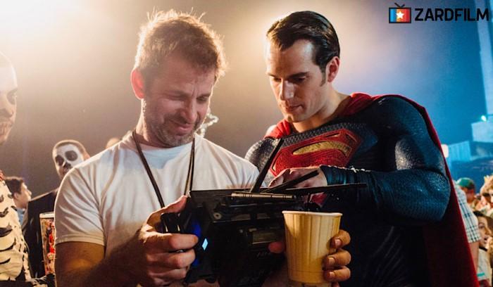 فیلم Zack Snyders Justice League لیگ عدالت
