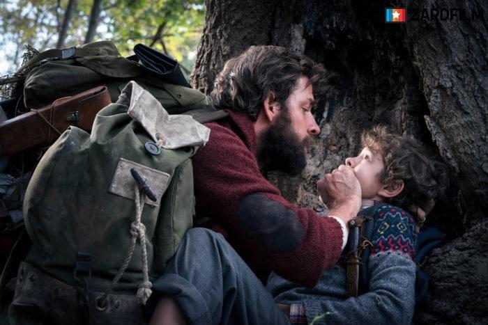 فیلم یک مکان ساکت A Quiet Place