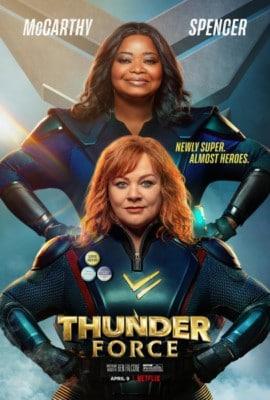 فیلم Thunder Force نیروی تندر