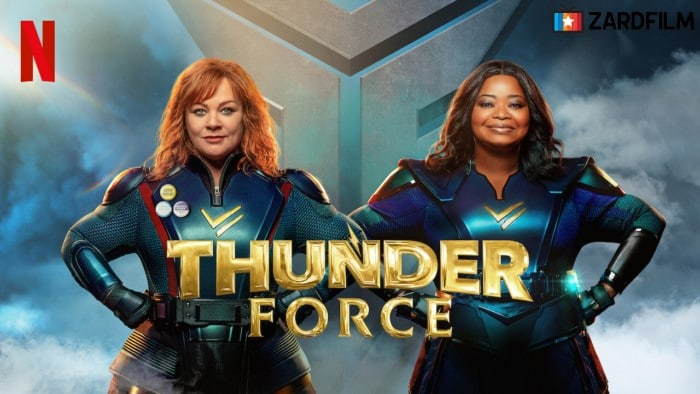 فیلم Thunder Force نیروی تندر