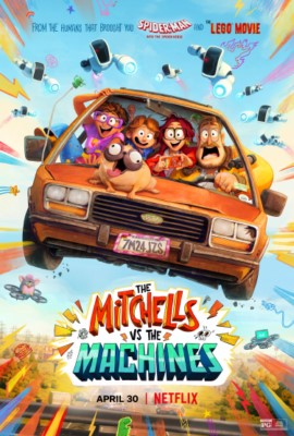 The Mitchells vs the Machines میچل ها و ماشین ها