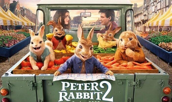 Peter Rabbit 2 پیتر خرگوشه 2