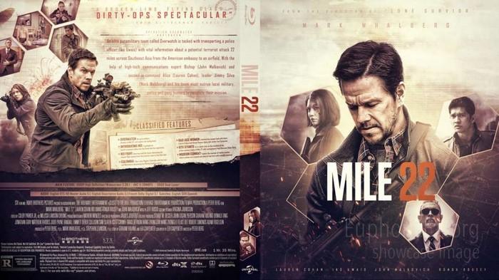 فیلم 22 مایل 22 Mile