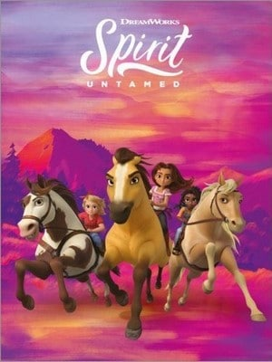 انیمیشن Spirit Untamed