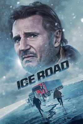 فیلم The Ice Road جاده یخی