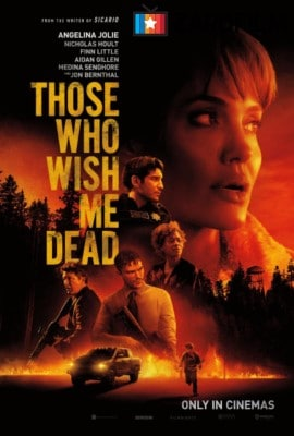 فیلم Those Who Wish Me Dead 2021