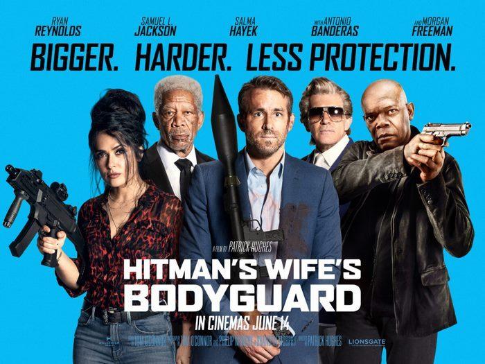 محافظ همسر هیتمن The Hitman's Wife's Bodyguard