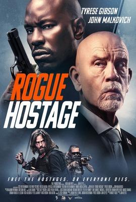فیلم Rogue Hostage 2021 گروگان سرکش