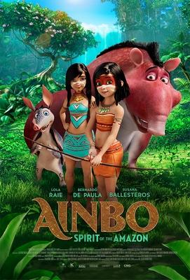 انیمیشن Ainbo آینبو روح آمازون