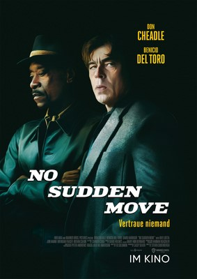 فیلم No Sudden Move