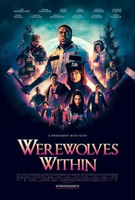 فیلم Werewolves Within گرگهای درون