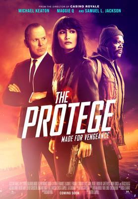 فیلم The Protege محافظ