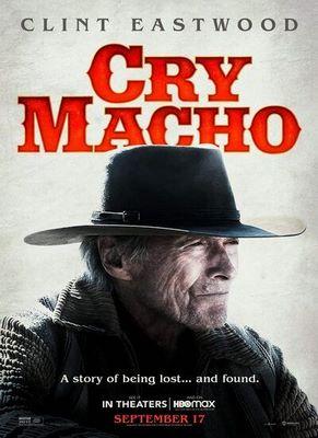 فیلم Cry Macho 2021 گریه ماچو