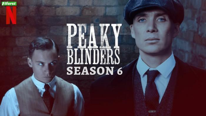 سریال Peaky Blinders فصل 6
