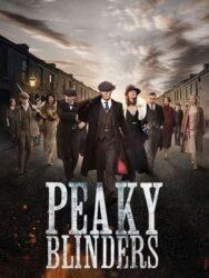 Peaky Blinders پیکی بلایندرز فصل ششم