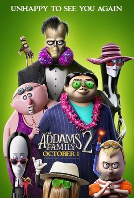 انیمیشن The Addams Family 2 خانواده آدامز 2