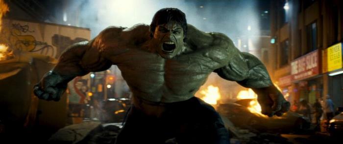 فیلم The Incredible Hulk 2008