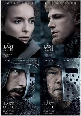 فیلم The Last Duel آخرین دوئل
