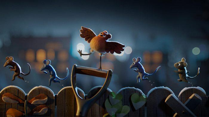 انیمیشن Robin Robin 2021 رابین رابین
