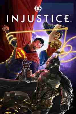 انیمیشن Injustice 2021 بی عدالتی