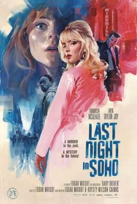 فیلم Last Night in Soho آخرین شب در سوهو